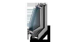 Systemy okienne aluminiowe