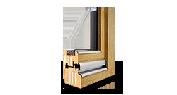 Systemy okienne drewniane